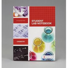 Carbonless Notebook, Chemistry, Top Bound, 50 Sheets