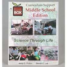 EarthBox® Middle School Curriculum Support