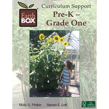 EarthBox® PreK to Grade 1 Curriculum Support