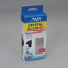 Crystal Bio-Chem Zorb® 10 Replacement Cartridge, Pack of 2