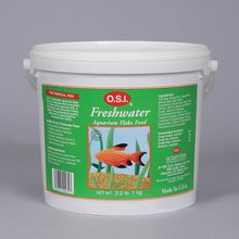 Freshwater Aquarium Fish Food Flakes, 7.06 oz (200 g