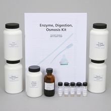 Enzyme, Digestion, Osmosis Kit Replacement Set