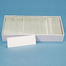 Silica Gel TLC Plastic-Backed Plates (2.5 x 7.5 cm), Thickness 0.25 mm, Box of 200