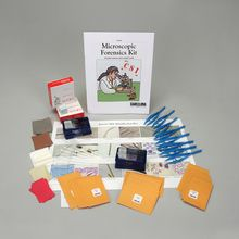 Microscopic Forensics Kit