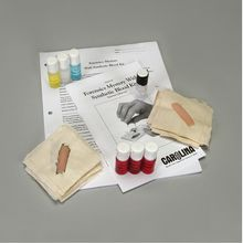 Carolina® Forensics Mystery with Synthetic Blood Kit Refill
