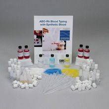 Carolina® ABO-Rh Blood Typing with Synthetic Blood Value Kit