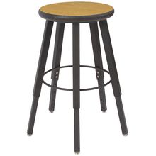 5-Legged Adjustable Stool
