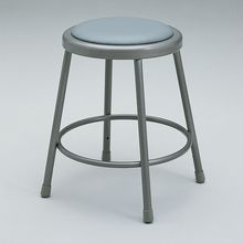 Upholstered Seat Stool 24