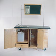 Extra-Large Mobile Table
