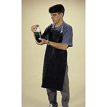 Heavyweight Nitrile Laboratory Apron, 35 x 45