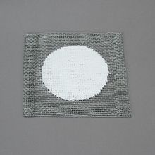 Wire Gauze, Ceramic Fiber Center, 4 x 4