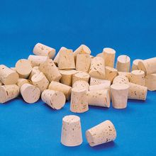 XXXX Quality Cork Stoppers, Size 12, Top: 29 mm, Bottom: 22 mm, Pack of 100
