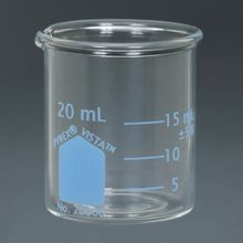 Pyrex® Vista™ Beaker, 20 mL, Pack of 12