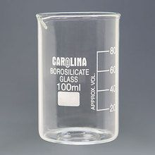 Carolina Beakers, Standard Grade