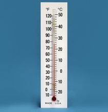 Large Plastic Thermometer, Pack of 10
