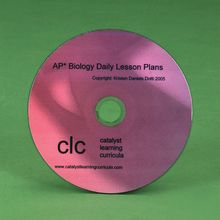 AP® Biology Daily Lesson Plans CD-ROM