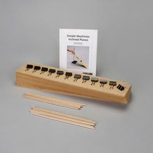 Carolina® Simple Machines: Inclined Planes Kit