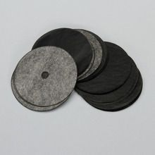 Recording Timer Carbon Discs, Pack of 24