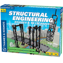 Thames & Kosmos® Structural Engineering: Bridges & Skyscrapers Kit