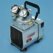 Oil-less Vacuum Pump and Compressor