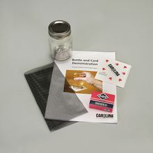 Bottle and Card Demonstration Kit