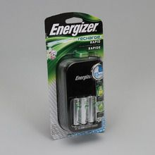 Energizer Fast NiMH Battery Charger (for AA and AAA only)