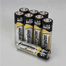 Energizer® Industrial Alkaline Battery, Size AA, Pack of 8