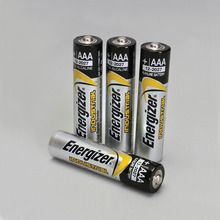 Energizer® Industrial Alkaline Battery, Size AAA, Pack of 4