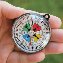Compass with Plastic Case