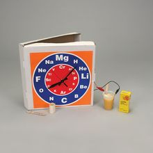 The Orange Juice Clock Kit