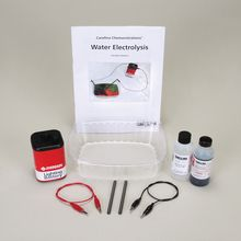 Carolina Chemonstrations®: Water Electrolysis Kit