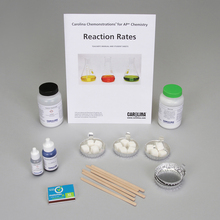 Carolina Chemonstrations® for AP® Chemistry: Big Idea 4 - Reaction Rates Kit