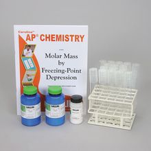 Molar Mass by Freezing-Point Depression Kit for AP® Chemistry