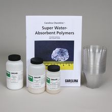 Carolina ChemKits®: Super Water Absorbent Polymers