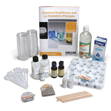 Carolina ChemKits®: Chemical Equilibrium and Le Chatelier's Principle Kit