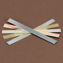 Metal Strips Set, Laboratory Grade