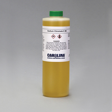 Sodium Chromate, 0.1 M, Aqueous, Laboratory Grade, 500 mL