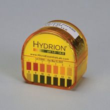 Hydrion Spectral pH Paper (pH 1.0 to 14.0), Refill