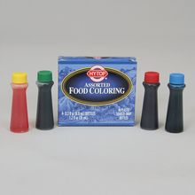 Food Coloring Set (4 colors)