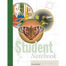 Carolina Elementary Student Notebook, Pack of 10