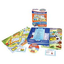 Curriculum Mastery Game: Mastering Science Skills - Grade 5