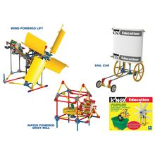 K'NEX® Education™ Exploring Wind and Water Energy Set