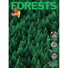 KIDS DISCOVER: Forests, Pack of 8