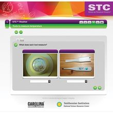 STC™ Weather Interactive Whiteboard Activity