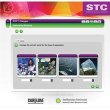 STC™ Changes Interactive Whiteboard Activity