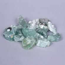 Fluorite (blue crystal) Specimen (labeled