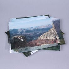Land and Water Photography Pack, 8 Sets of 9 Cards