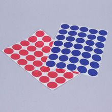 Dot, Red and Blue, Pack