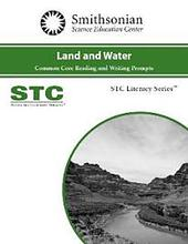 STC Literacy Series™ Land and Water Common Core Reading and Writing Prompts, School License
