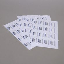 HBS Identification Labels, Set